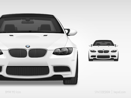 Icon-BMW M3 by hehedavid
