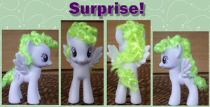 Surprise! by phasingirl