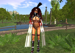 My actual pony outfit in sl by carina69
