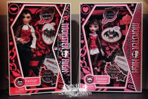 Monster High Draculogan Box by KittRen