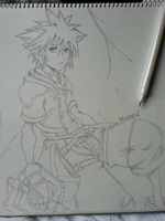 Sora by Captain1Yazeed