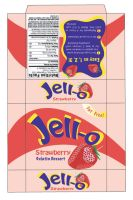 Jello package by Beckmyster