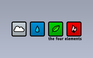 the four elements by zuckerblau