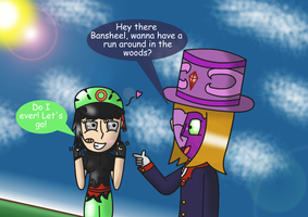 unusual things with Tri and his bike 1 by Trifong