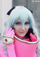 Nia Teppelin Cosplay by SouShou