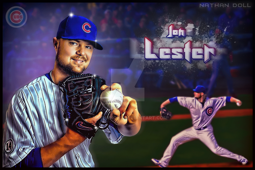 Jon Lester EDIT by nathanon3