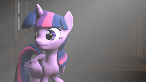 SFM - Studious Princess by StAGmod