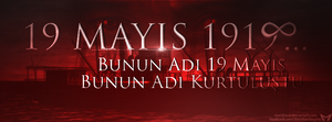19 MAYIS 1919 by Meridiann