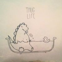 You know nothing about thug life by nilscaio