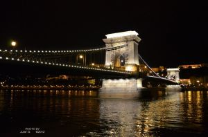 Chain Bridge by timelesscolors