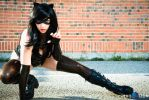 Catwoman 1 by Stephanie-van-Rijn