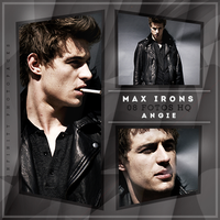 Max Irons Photopack 01 by MusicSoundsBetter