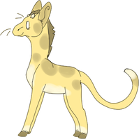 GIRAFFE CAT by Ink--Chan