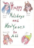 Happy Holidays by Bellawho1