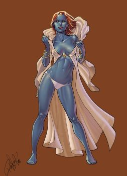 Mystique by Arzeno