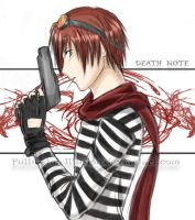 Death Note - M A T T by Fullmetal-Illusion