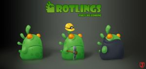 Rotlings by TheToughPup