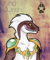 King Justin by Red-Fox92