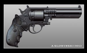 AZM Sport Match Revolver by BlackDonner