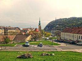 Budapest HDR by jdesigns79
