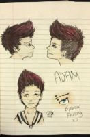 Adam by KraZiiToXiC