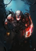 Age of Ultron by ellinsworth