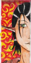 Elfe 3 couleur by tite-pao