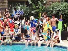 League Of Legend Pool Party - 04 by frenchraph