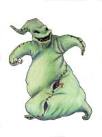 Oogie Boogie by PennyHorrible