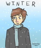 Winter by Omomon