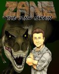 'Zane the Dino Brain' cover by StarvingStudents