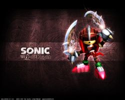 SBK Wallpaper Knuckles Logo US by Nawamane