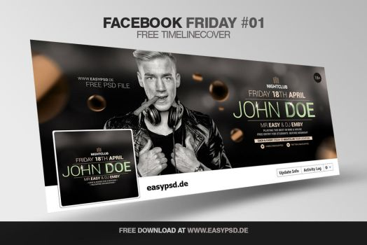 Facebook Friday #01 by pixelfrei