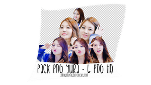 Pack PNG #52: Yura (Girl's Day) by jimikwon2518