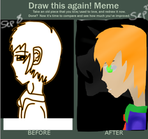 Draw This Again Challenge: Ben by 030Pancakes030