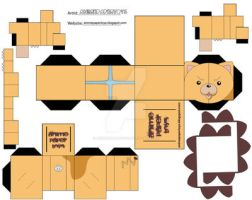 kon papertoy bleach by animepapertoys