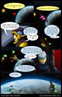 AC: Issue 2 page 1 by Gx3RComics