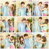 [ Photopack Couple Idol VN #1 ] by Mineri-Chan
