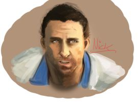 Nick portrait by Konnestra
