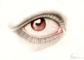 Eye (notice the originality of the title) by Namouah