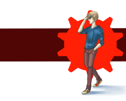 dave strider is a babe by cummeron