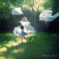 Flown away sighs by red-liight