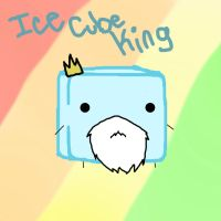 Ice Cube King by Rainbow-Ice-Mustache