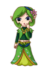 St Style Saria by Hikolol35