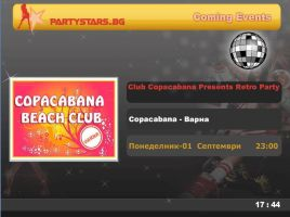 party events by SiyanaDimitrova