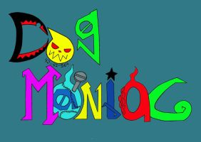 Dogmaniac name Colored by Pueterwolf