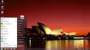 Famous-buildings Windows 7 themes by windowsthemes