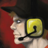 Red Scoot Speed-Paint by FenderBent