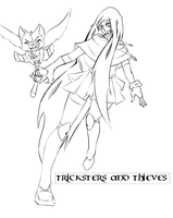 Tricksters n Thieves! What more could you ask for? by Rootienut