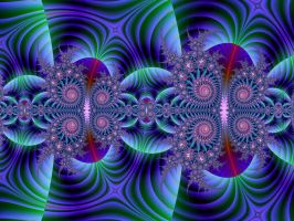 Love Purple by Thelma1